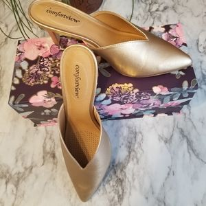 The Angeline Mule by Comfortview